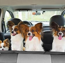 REAR WATERPROOF CAR SEAT COVER DOG PET PROTECTOR TOYOTA YARIS