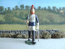 Vintage  marx Lifeguard blues marching 60mm painted