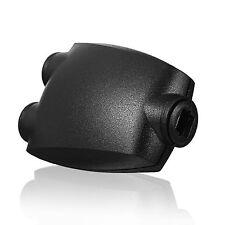 Toslink to Mini Plug Digital Optical Audio Splitter Adapter PS3 Black