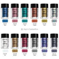 "1 NYX Face & Body Glitter Powder Pigment ""Pick Your 1 Color"" *Joy's cosmetics*"