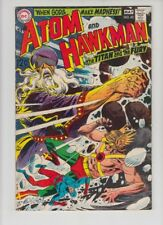 ATOM AND HAWKMAN #42 FN-