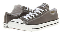 Converse All Star Low Tops Charcoal OX Mens Womens Sneakers Tennis Shoes 1J794
