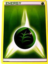 10X Basic GRASS Energy-Battle Arena Decks -NM- Pokemon TCG-2013 Art PROMO
