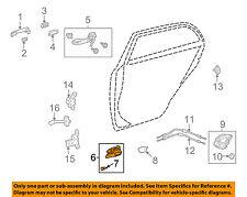 TOYOTA OEM 09-13 Corolla-Interior Inside Door Handle Right 6920502170B2