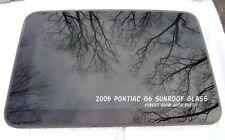 2005 PONTIAC G6  SUNROOF GLASS  15893307 NO ACCIDENT PLEASE READ OEM