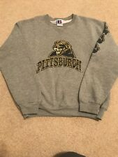 Boys Size Youth Medium Pittsburgh Panthers Sweat Shirt Gently Used