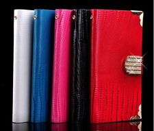 Samsung Galaxy S3 Case / Wallet Case / Luxury Rhinestone / 5 Colours / Uk Seller
