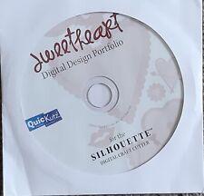 QUICKUTZ Silhouette Craft Cutter DIGITAL DESIGN PORT FOLIO Sweetheart