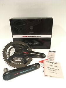 Campagnolo H11 Carbon UltraTorque crankset, 50/34, 172.5mm, NEW IN BOX
