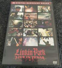 Linkin Park - Live in Texas DVD