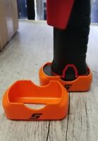 CTB7172 Snap On Orange Battery Boot Covers CT761 CTS761 CDR761 CTR761 14.4VQTY2