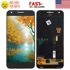 "Black 5"" For Google Pixel Nexus S1 LCD Screen Display + Touch Digitizer Glass"