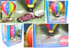 Siku Super 3728 Ballongespann mit Mercedes ML 320, Anhänger und Plane