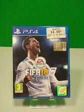 FIFA 18 - PS4 - ITA - COMPLETO