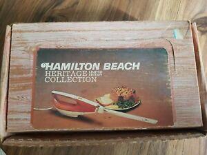 Vintage Hamilton Beach Electric Knife