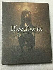 Sony Playstation 4 PS4 Bloodborne The Old Hunter's Edition Japan Version