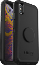 OtterBox Otter + Pop Defender Series Case for iPhone XS Max Black