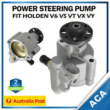 V6 Commodore Power Steering Pump Fit Holden VS VT VX VU VY WH WK P/S Pump 95-04