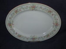 "Noritake Memory 13"" OVAL SERVING PLATTER have more items to this set"