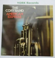 CORY BAND - American Express - Excellent Condition LP Record Xtra XTRA 1169