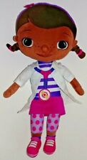 "DISNEY DOC MCSTUFFINS 20"" PLUSH STUFFED DOLL ADORABLE"