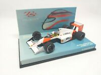 MINICHAMPS 1/43 - McLaren Honda MP4-5 OCTOBER 27th 2002 Art: 518020102