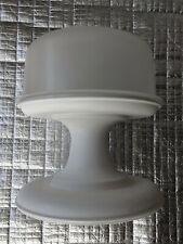 Tupperware® Tortenplatte mit einer Abdeckung   gateau/cake-plate with one cover