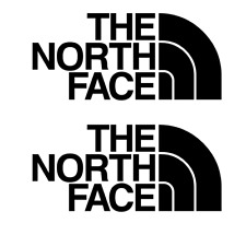 The North Face DECALS QTY (BUY 1 GET 2) Free shipping Die Cut
