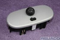 BMW Mini R50 R53 Drivers Electric Wing Door Mirror Control Switch Silver 6915123