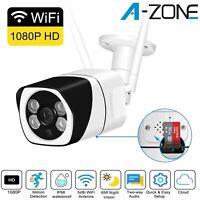 HD 1080P IP66 Wireless WiFi IP Security Camera Home Outdoor CCTV IR Night Vision