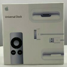 Apple Universal Dock for iPod and iPhone USB 30 Pin MC746LL/A Open Box