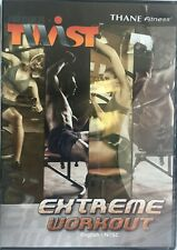 Twist Extreme workout DVD fitness ab chair workout abdoer doer exercise