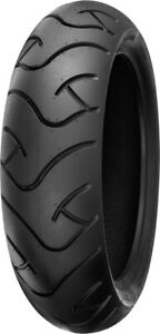 Shinko 881 Series 140/70ZR17 66V Radial Rear Tire Black Street Bike Sport Race