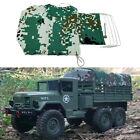 Militar Vehicle Roc Canvas Truck Hook Cover Cloth For RC Car 1:16 WPL B-16/B-16K