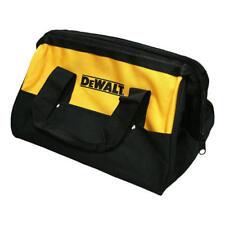 New Large 16 Inch Dewalt Heavy Duty Deep Type Tool Bag With 3 Pockets