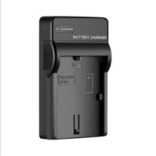 Practical Travel USB Battery Charger Cradle with LED Indicator For Sony NP-FW50