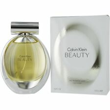BEAUTY BY CALVIN KLEIN-WOMEN-EDP-SPRAY-3.4 OZ-100 ML-AUTHENTIC-SL.DAMAGED-USA