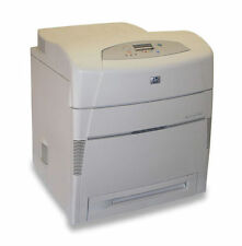 HP Colour LaserJet 5500n 5500 A3 A4 Colour Laser Printer No Toners + Warranty