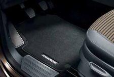 Volkswagen Amarok Front Carpet Floor Mats GENUINE NEW