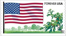 US 4332 Flags of our Nation America the Beautiful forever coil single MNH 2012