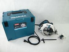 MAKITA Handkreissäge HS7601J + MAKPAC Ø 190 mm Kreissäge 1200 Watt & 66 mm Säge