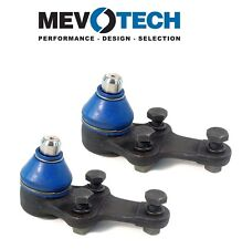 For Ford Focus 2000-2004 Pair Set of 2 Front Lower Ball Joints Mevotech MK80067