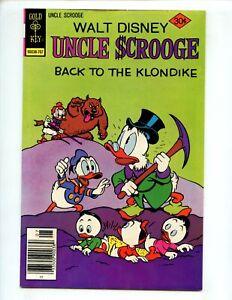 Walt Disney's Uncle Scrooge #142 (1977) VF 8.0