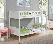 Becket (34530) Wooden Bunk Bed Frame - White