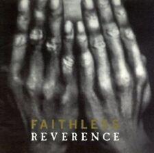 FAITHLESS - REVERENCE  2 VINYL LP NEU