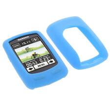 Funda para Garmin Edge 800/810 Funda Protectora de Silicona Goma Funda GPS Azul