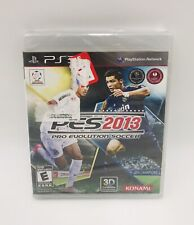 NEW Sony PlayStation 3, Pro Evolution Soccer PES 2013 for PS3, Rated E