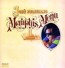 Jose Feliciano(Vinyl LP)Memphis Menu-RCA-LSP 4656-Germany-1972-VG/VG