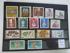 GERMANY NICE COLLECTION** MOSTLY cpl set Semi-postal  /Dm591