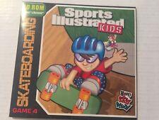 Wendy's Kids Meal Sports Illustrated Kids Skateboarding (Win/Mac). BRAND NEW!